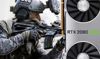 Nvidia : Call of Duty Modern Warfare offert avec GeForce RTX