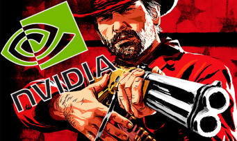 Nvidia : les pilotes GeForce optimisés pour Red Dead 2 sont là