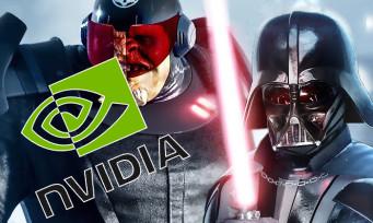Nvidia : les pilotes pour Star Wars Jedi Fallen Order sont dispo