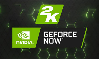 Nvidia : 2K Games quitte le GeForce Now, Epic Games y restera