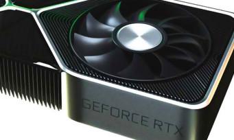 Nvidia RTX 3080 : un benchmark de température fuite, la vidéo