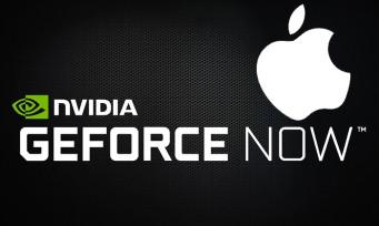 Nvidia : le GeForce NOW est désormais disponible sur Apple iOS