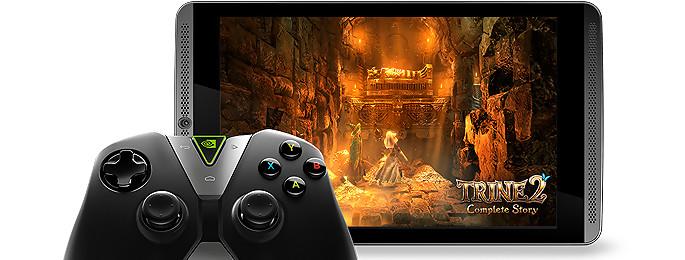NVIDIA Shield Tablet : et si c'était ça le futur du jeu vidéo ?