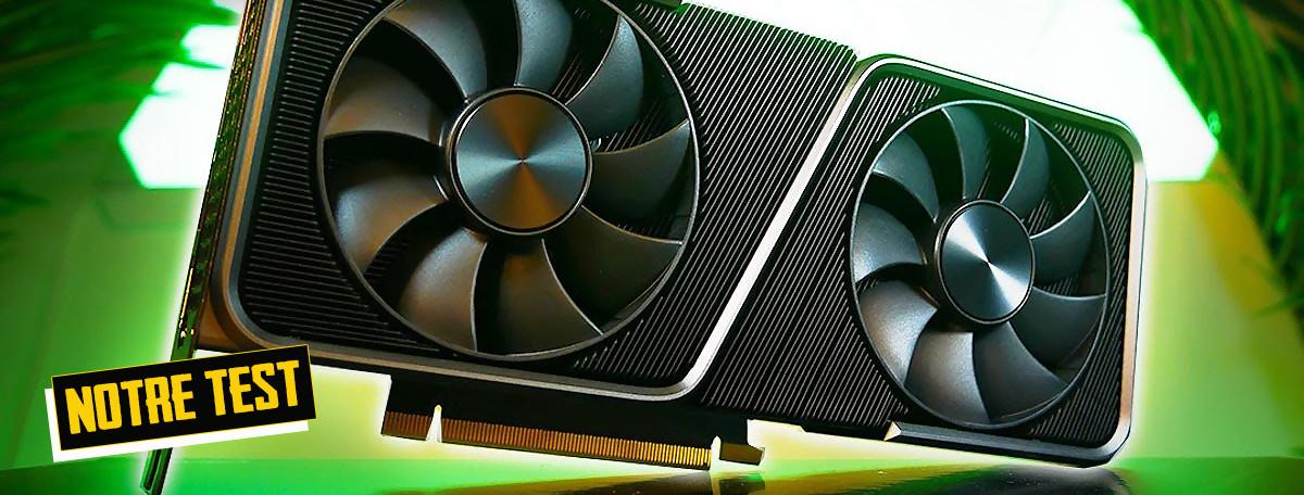 Test Nvidia GeForce RTX 3070 : la 4K abordable ? On l'a testée, notre verdict
