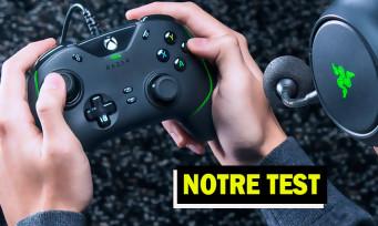 Test Razer Wolverine V2 : la manette PC et Xbox qui sort ses griffes !
