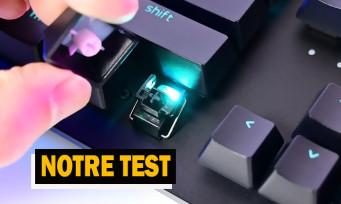 Test Razer Huntsman V2 Analog: le clavier haut de gamme encore meilleur?