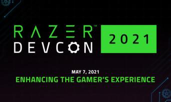 Razer DevCon 2021 : une conférence pour les développeurs, avec des annonces