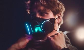 Razer : le masque anti-COVID RGB va être commercialisé, en bêta-test