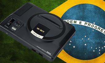 SEGA : la Mega Drive relancée au Brésil !