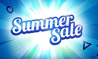 Soldes PS Store : toutes les promotions de l'été