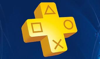 PlayStation Plus : les jeux gratuits du mois d'avril dévoilés