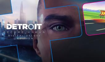 PlayStation Plus : Heavy Rain et Detroit Become Human arrivent
