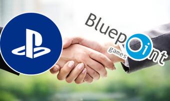 PS5 : Sony prêt à racheter Bluepoint Games (Demon's Souls) ?