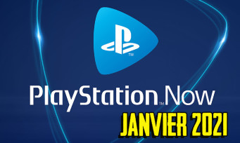 PlayStatio Now : voici la liste des jeux de Janvier 2021, il y en a pour tous le
