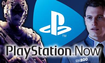 PlayStation Now : voici les jeux de Février 2021, il y a du AAA à découvrir