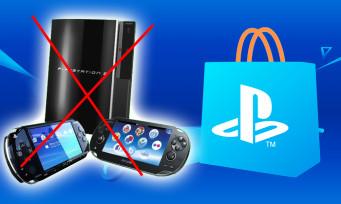 PS Store : voici tous les jeux qui vont disparaître sur PS3, PS Vita et PSP