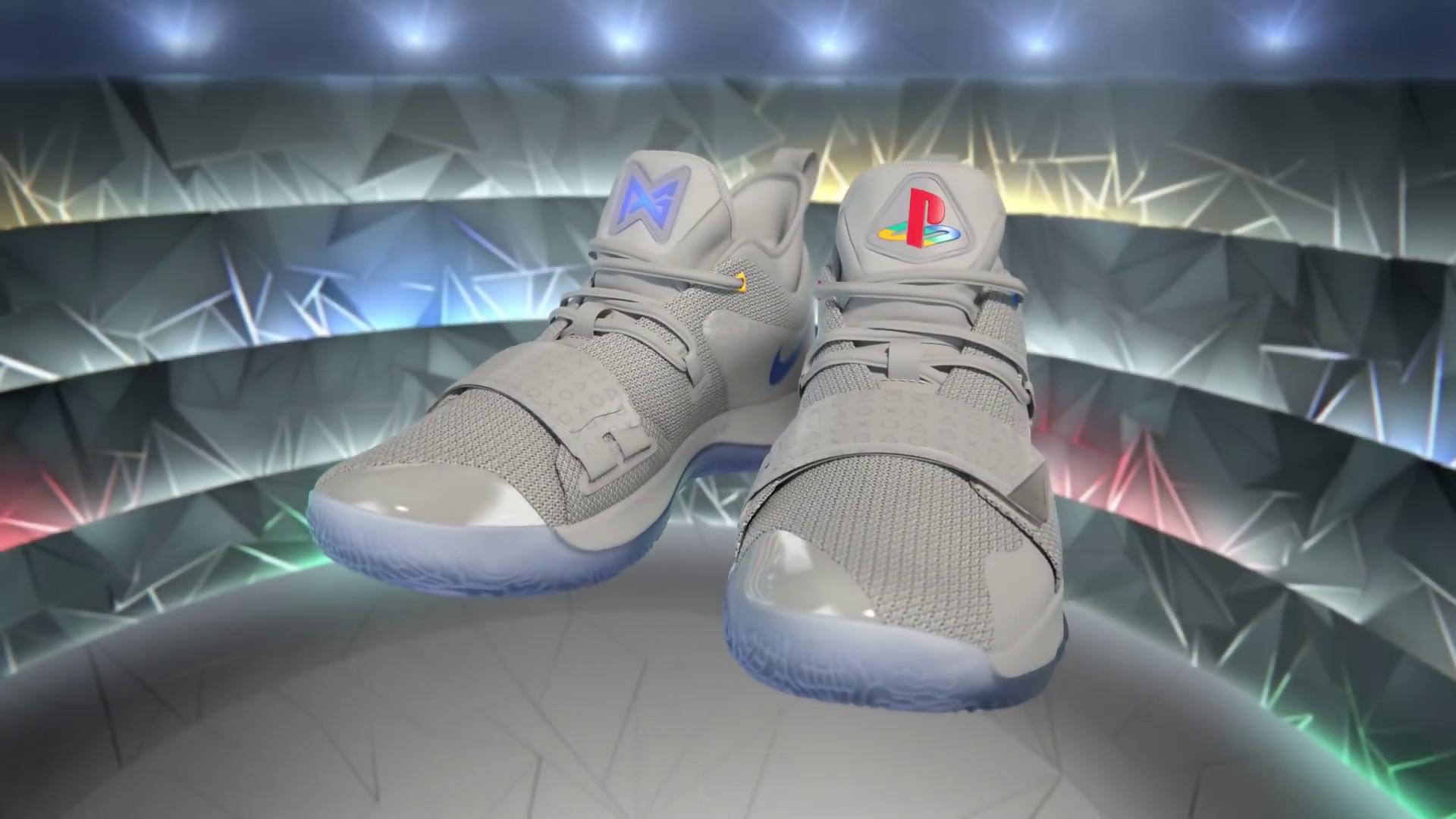 d03b72d8b38 PlayStation   Sony dévoile les Nike PG 2.5