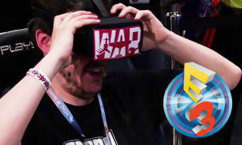 War Thunder : on a testé la simulation de vol de Thrustmaster VR