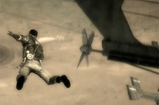 Un artwork du jeu en projet...Just Cause en version steampunk?