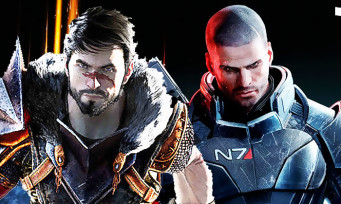 BioWare : quand le studio parle des nouveaux Dragon Age et Mass Effect
