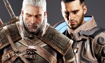 The Witcher :  le studio alternera entre des jeux The Witcher et Cyberpunk 2077