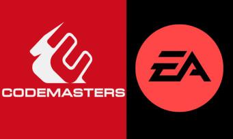 Codemasters : EA rachète le studio au nez de Take Two Interactive
