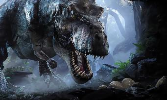 Back to Dinosaur Island : la vidéo de la démo en réalité virtuelle