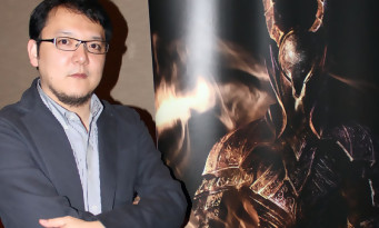 Le boss de Dark Souls président de From Software