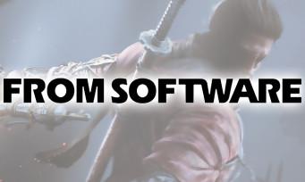 FromSoftware (Dark Souls) : le studio travaille encore sur 2 jeux non annoncés