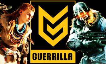 Guerrilla Games : énorme expansion pour le studio créateur d'Horizon Zero Dawn