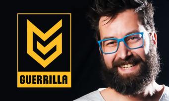 Guerilla : le studio annonce le décès du producteur Patrick Munnik