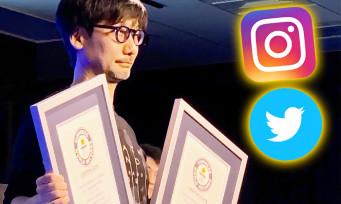 Hideo Kojima : il rentre dans le Guinness Book ! Voici pourquoi
