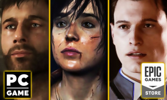 Quantic Dream : plus d'infos sur versions PC d'Heavy Rain, Beyond et Detroit