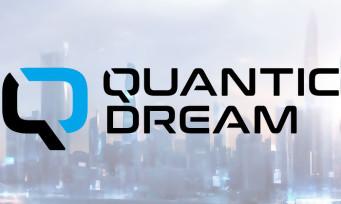 """Quantic Dream : le studio développe plusieurs jeux """"très excitants"""""""