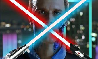 Quantic Dream : le studio mené par David Cage sur un jeu Star Wars ? La folle rumeur likée par le studio français