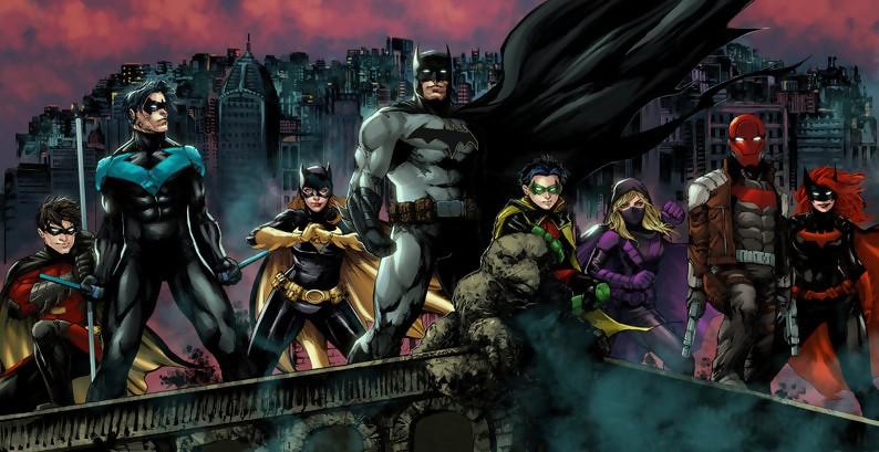 Batman Arham Legacy Toute La Famille De Batman Jouable