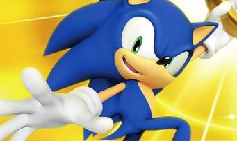 Sonic : une tonne de nouveaux jeux à venir l'année prochaine
