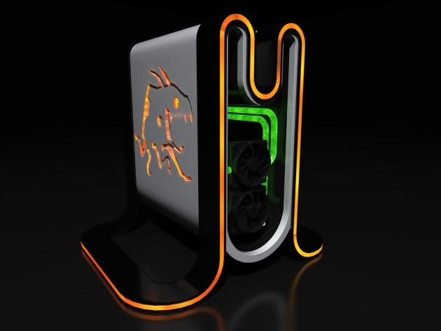 Mad Box Une Image De La Concurrente Des Ps5 Xbox Scarlett
