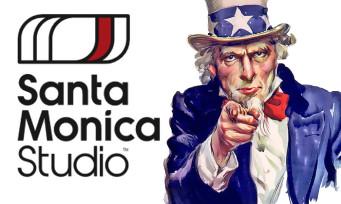 Santa Monica Studios : les créateurs de God of War sur une nouvelle licence