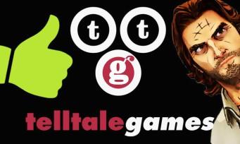 Telltale Games : le studio vient d'être racheté et ressuscité (et ce n'est pas une blague)