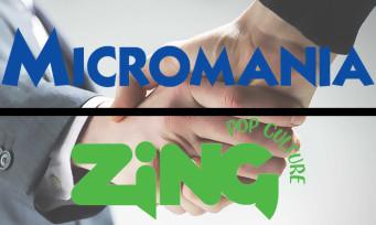 Micromania-Zing : tous les détails sur la naissance du groupe