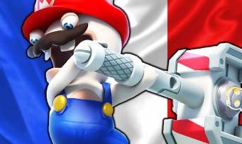 Charts France : les chiffres de ventes de Mario + Lapins Crétins