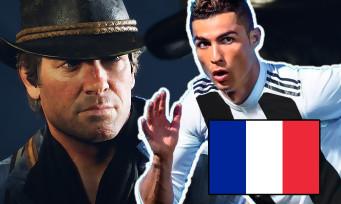 France : Red Dead 2 continue de tout ramasser, mais FIFA 19 de retour