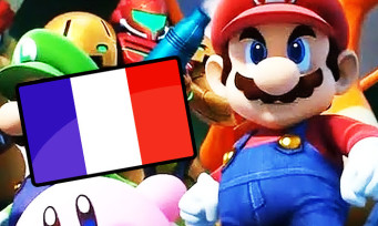Charts France : Suuper Smash Bros. Ultimate domine largement, sans surprise