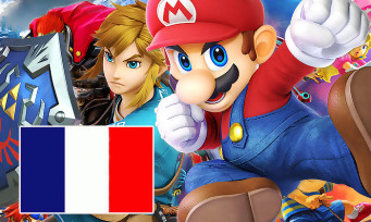 Charts France : Super Smash Bros. Ultimate mène la danse !