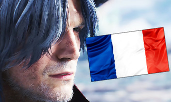 Charts France : Devil May Cry 5 détrône Mario, Dante et Nero bien en forme