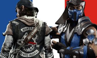 Charts France : Days Gone et Mortal Kombat 11 se maintiennent, le Top 5