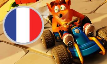 Charts France : Crash Team Racing impose sa popularité, voici le Top 5