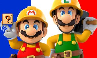 Charts France : Super Mario Maker 2 coiffe CTR sur le poteau