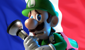 Charts France : Luigi's Mansion 3 repointe le bout de son nez